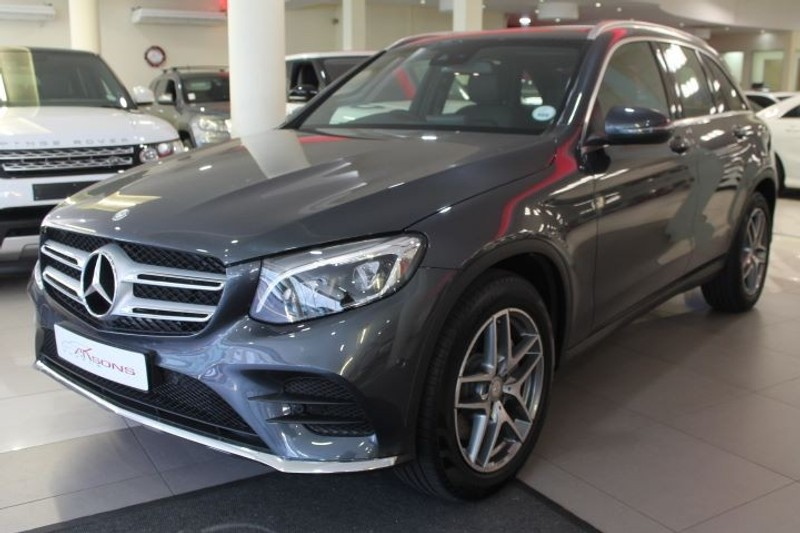 used mercedes benz glc 300 amg for sale in kwazulu natal id 1591384. Black Bedroom Furniture Sets. Home Design Ideas