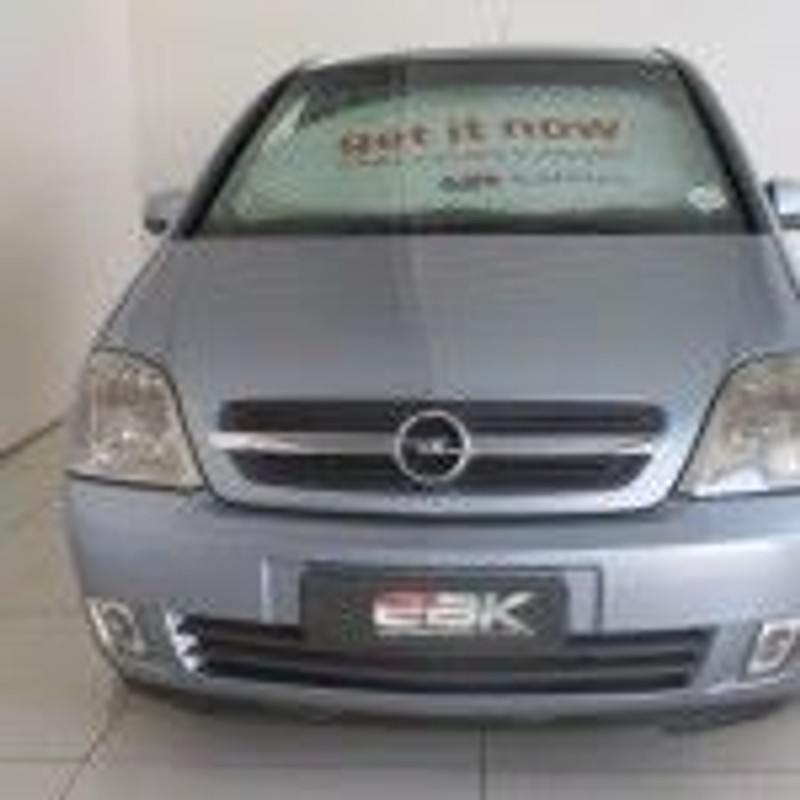 used opel meriva 1 8 elegance for sale in gauteng id 1591980. Black Bedroom Furniture Sets. Home Design Ideas