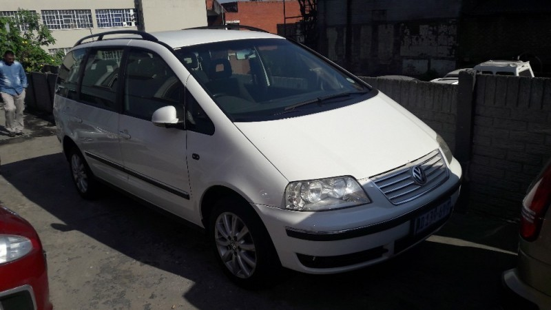 used volkswagen sharan 1 8 t for sale in kwazulu natal id 1592068. Black Bedroom Furniture Sets. Home Design Ideas