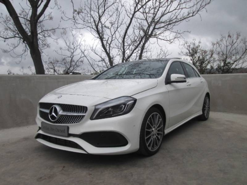 Used mercedes benz a class a 220d amg auto for sale in for Mercedes benz 220d for sale