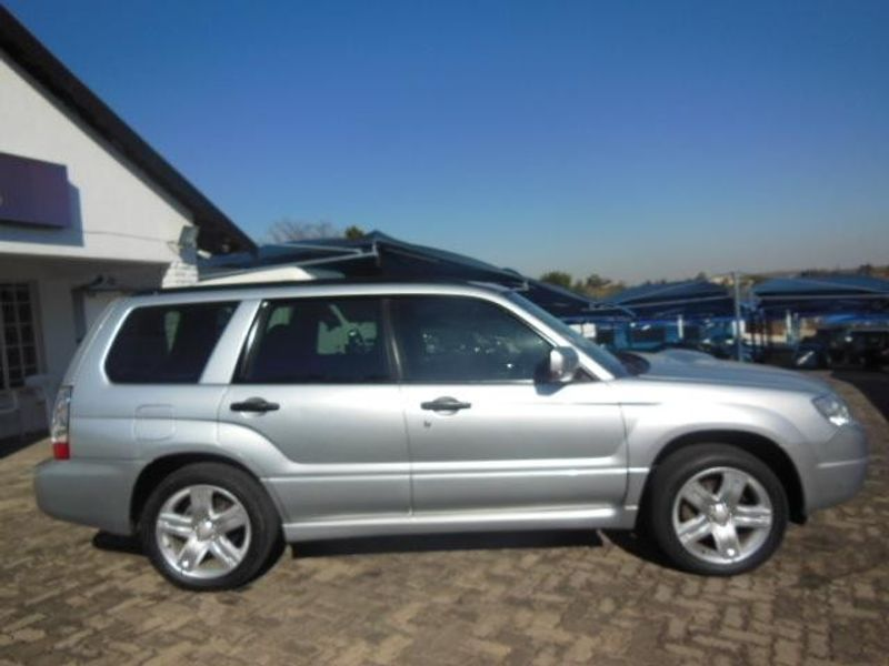 Used Subaru Forester 2 5 Xt Sshift Prem A T For Sale In Gauteng Id 1592880