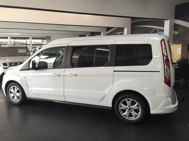 used ford tourneo grand tourneo connect 1 6 titanium auto lwb for sale in western cape. Black Bedroom Furniture Sets. Home Design Ideas