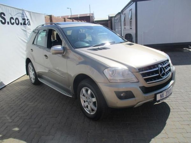 Used mercedes benz m class ml 350 a t for sale in gauteng for 2009 mercedes benz ml350 for sale