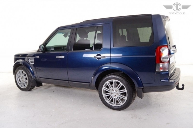 Used Land Rover Discovery 2013 Land Rover Discovery 4