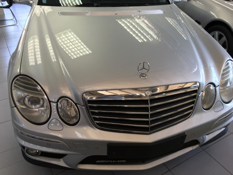 Used mercedes benz e class e63 amg evry extra as new for Mercedes benz salesman requirements