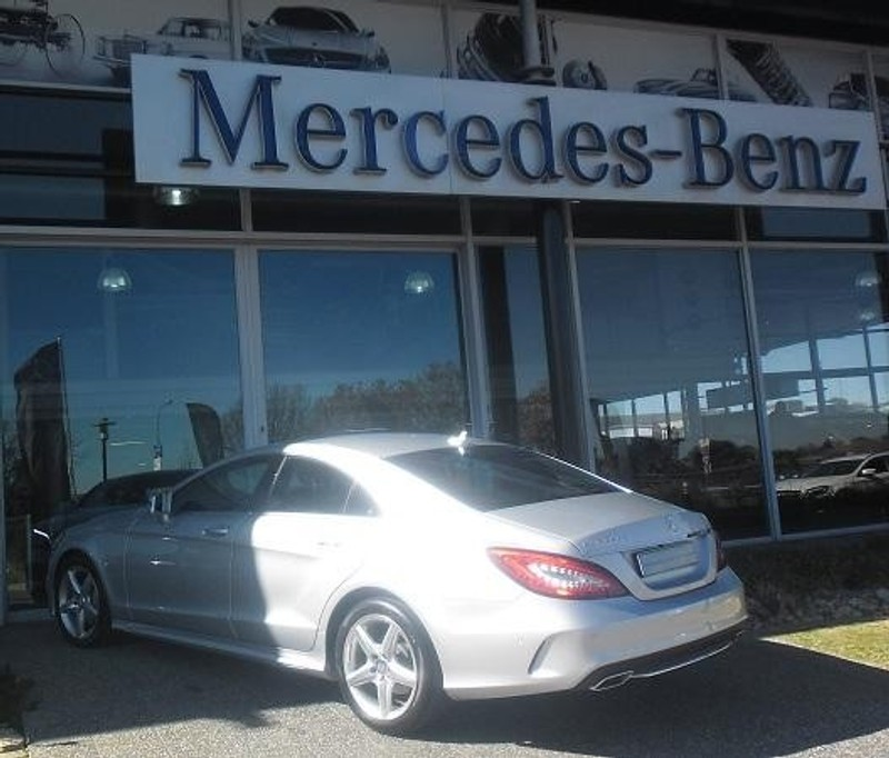 Used Mercedes-Benz CLS-Class 350 BLUETEC For Sale In