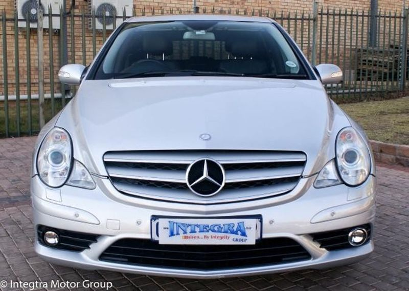 Used mercedes benz r class r 500 a t for sale in gauteng for Used mercedes benz r350 for sale