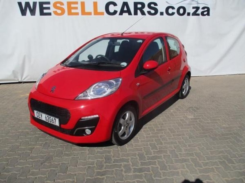 used peugeot 107 trendy for sale in gauteng id 1594341. Black Bedroom Furniture Sets. Home Design Ideas