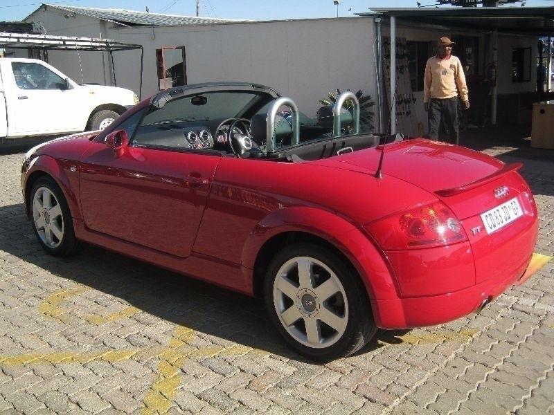 Used audi tt roadster quattro for sale in gauteng for 2000 audi tt window motor