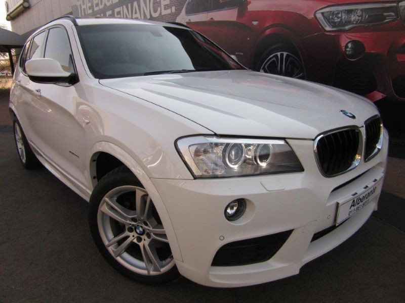 used bmw x3 2013 x3 2 0d auto m sport for sale in gauteng. Black Bedroom Furniture Sets. Home Design Ideas