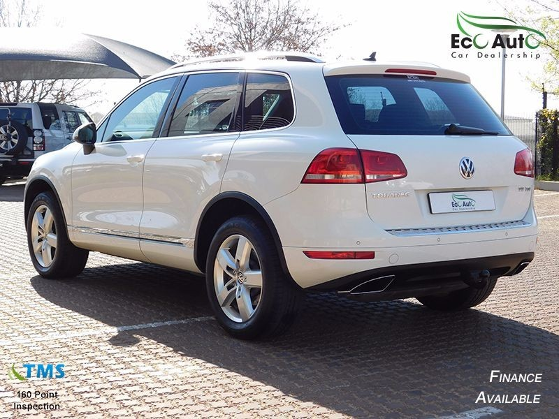 used volkswagen touareg 4 2 v8 tdi tip for sale in gauteng. Black Bedroom Furniture Sets. Home Design Ideas