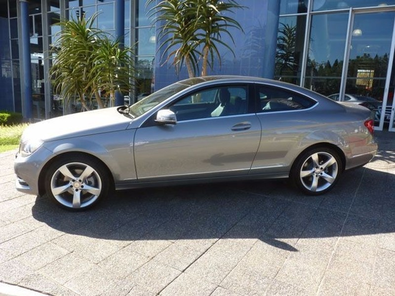 used mercedes benz c class c250 be coupe a t for sale in. Black Bedroom Furniture Sets. Home Design Ideas