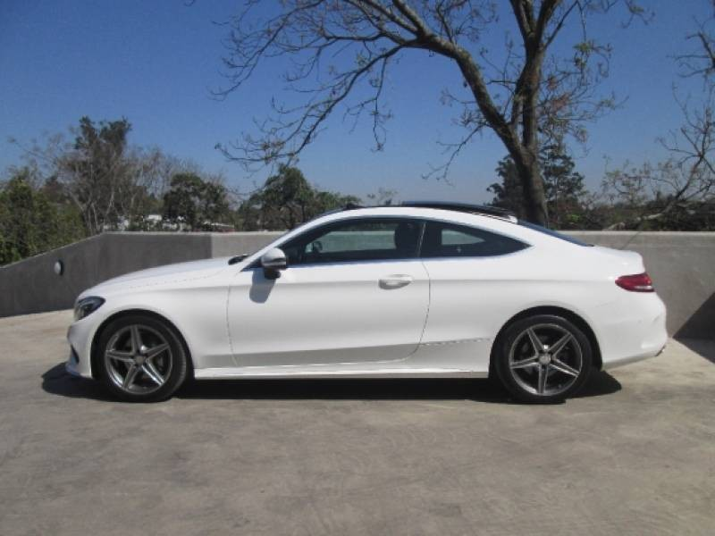 Used Mercedes Benz C Class C200 Amg Coupe Auto For Sale In
