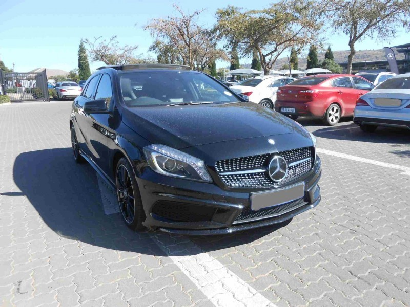 used mercedes benz a class a 220d amg auto for sale in gauteng id 1596921. Black Bedroom Furniture Sets. Home Design Ideas