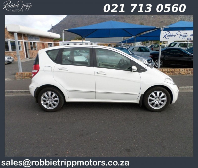 used mercedes benz a class a 180 cdi elegance a t for sale in western cape id 1596938. Black Bedroom Furniture Sets. Home Design Ideas