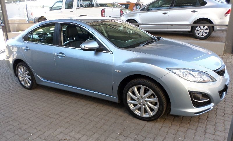 used mazda 6 2 0 active for sale in mpumalanga id 1597534. Black Bedroom Furniture Sets. Home Design Ideas