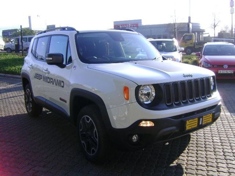 used jeep renegade 2 4 trailhawk auto for sale in gauteng id 1597671. Black Bedroom Furniture Sets. Home Design Ideas