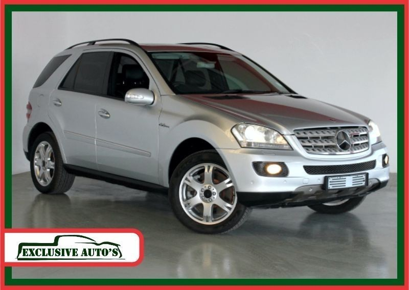 Used mercedes benz m class ml 55 amg f l for sale in for Mercedes benz ml 2008 for sale