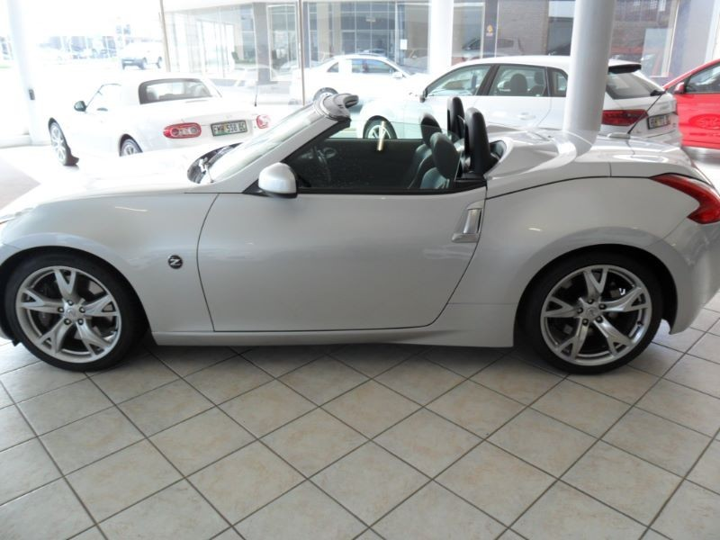 used nissan 370z roadster a t for sale in eastern cape id 1597942. Black Bedroom Furniture Sets. Home Design Ideas