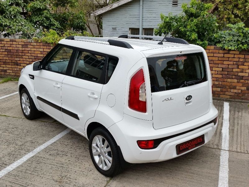 used kia soul 1 6 for sale in western cape. Black Bedroom Furniture Sets. Home Design Ideas