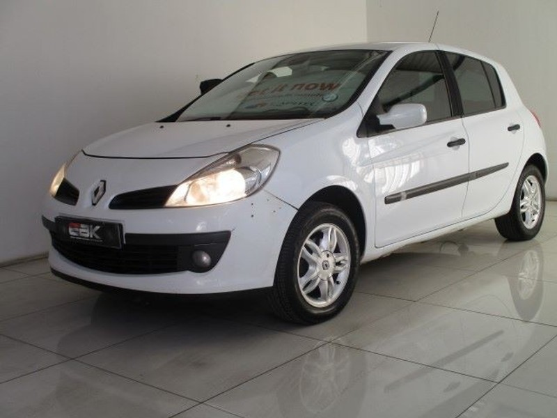 used renault clio iii 1 4 expression 5dr for sale in gauteng id 1598114. Black Bedroom Furniture Sets. Home Design Ideas