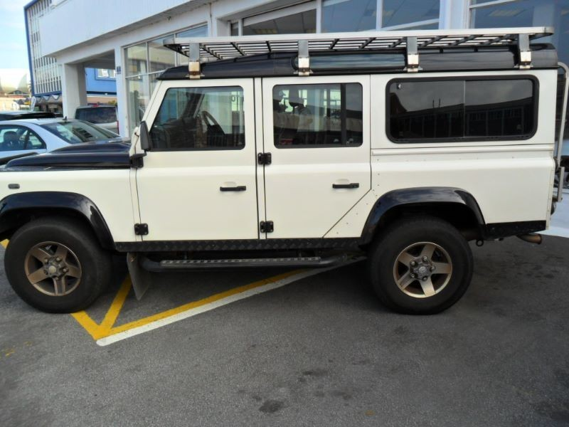 used land rover defender puma 110 sw for sale in eastern. Black Bedroom Furniture Sets. Home Design Ideas
