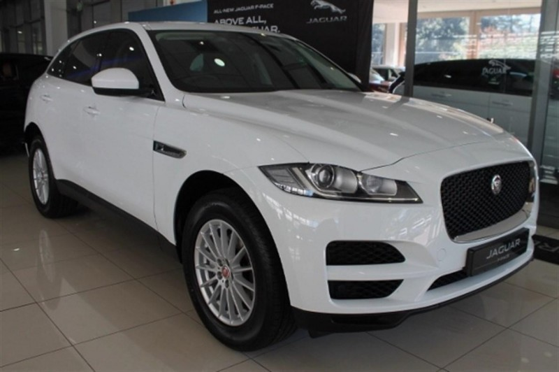 used jaguar f pace 2 0 i4d awd pure for sale in kwazulu natal id 1598221. Black Bedroom Furniture Sets. Home Design Ideas