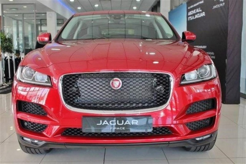 used jaguar f pace 2 0 i4d awd pure for sale in kwazulu natal id 1598223. Black Bedroom Furniture Sets. Home Design Ideas