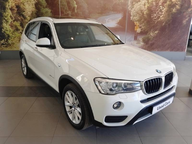 used bmw x3 xdrive20d exclusive auto for sale in gauteng id 1598530. Black Bedroom Furniture Sets. Home Design Ideas