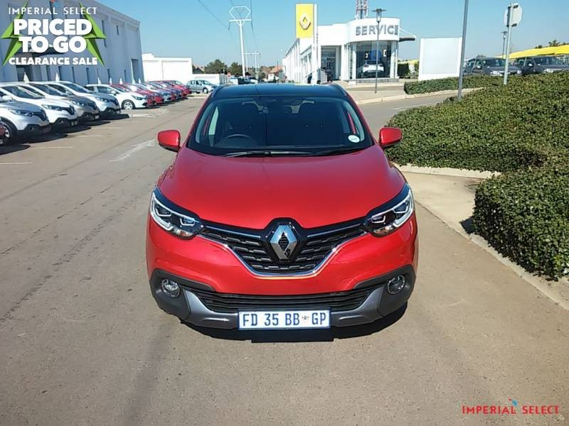 used renault kadjar 1 6 dci 4x4 for sale in gauteng id 1599301. Black Bedroom Furniture Sets. Home Design Ideas