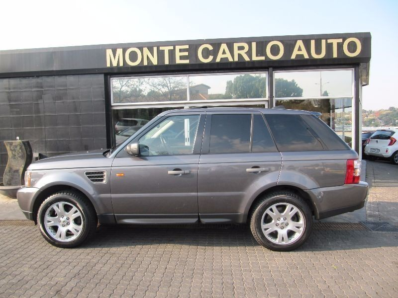 used land rover range rover 4 6 hse a t for sale in. Black Bedroom Furniture Sets. Home Design Ideas