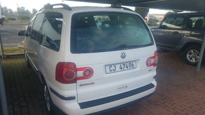 used volkswagen sharan 1 8 t 7 seater for sale in western cape id 1599394. Black Bedroom Furniture Sets. Home Design Ideas
