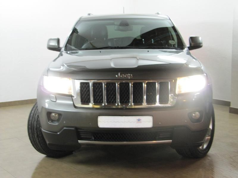 used jeep grand cherokee v6 crd overland for sale in gauteng id 1599724. Black Bedroom Furniture Sets. Home Design Ideas