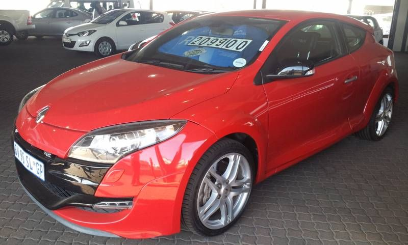 used renault megane iii rs 265 sport 3dr for sale in mpumalanga id 1600098. Black Bedroom Furniture Sets. Home Design Ideas