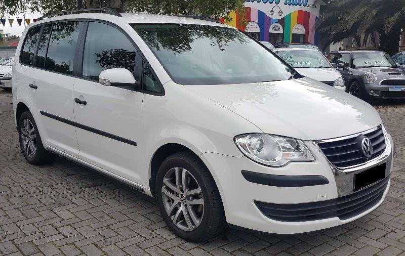 used volkswagen touran 1 9 tdi trendline dsg for sale in