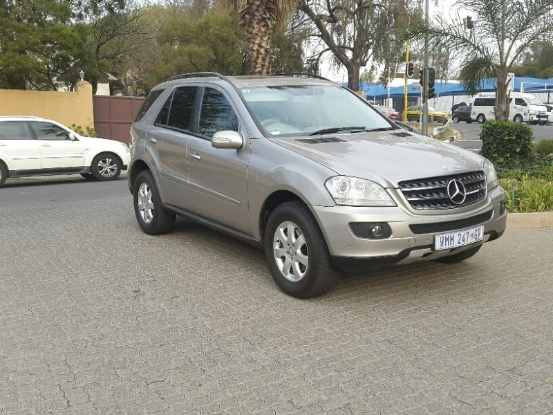 Used mercedes benz m class ml 320 cdi a t for sale in for 2007 mercedes benz ml350 for sale
