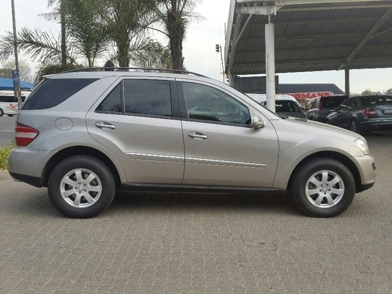 used mercedes benz m class ml 320 cdi a t for sale in gauteng id 1600361. Black Bedroom Furniture Sets. Home Design Ideas