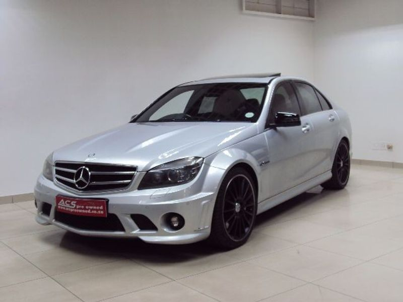 used mercedes benz c class c63 amg 7g tronic performance pack for sale in gauteng. Black Bedroom Furniture Sets. Home Design Ideas