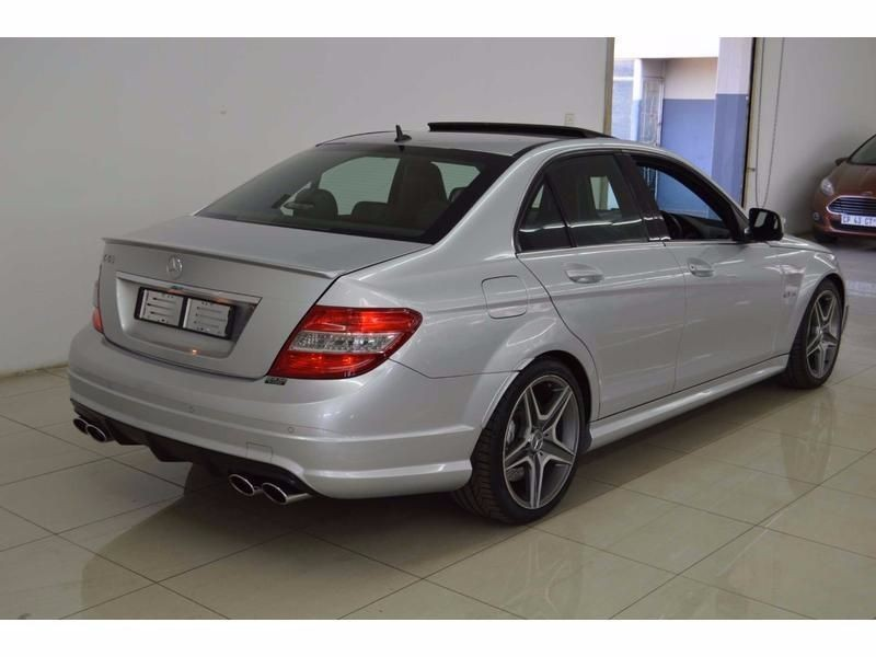 used mercedes benz c class c63 amg for sale in gauteng id 1601488. Black Bedroom Furniture Sets. Home Design Ideas