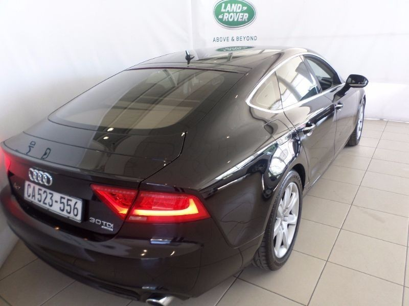 used audi a7 a7 sportback for sale in gauteng id 1601529. Black Bedroom Furniture Sets. Home Design Ideas