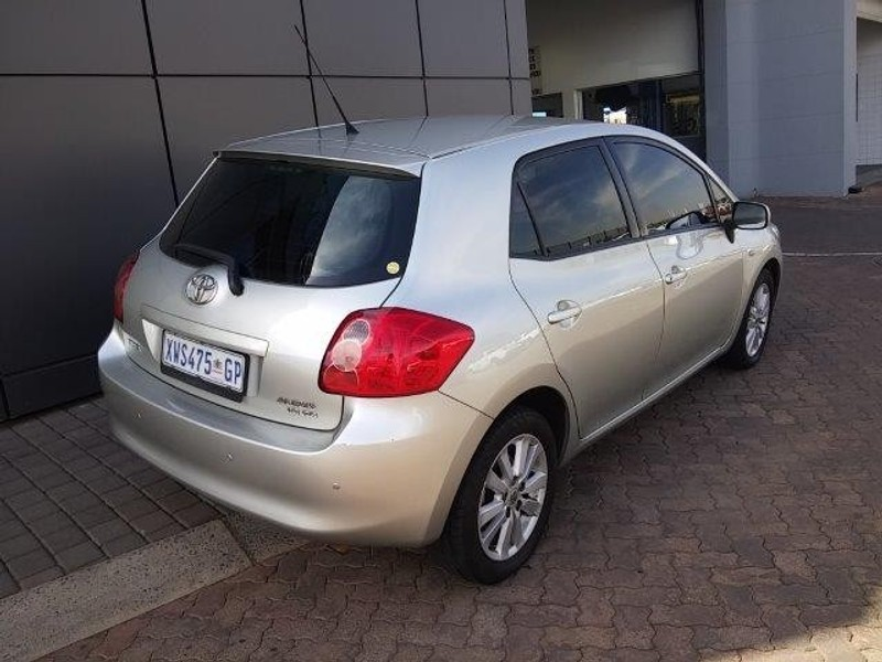 used toyota auris 180 rs for sale in gauteng id 1601789. Black Bedroom Furniture Sets. Home Design Ideas