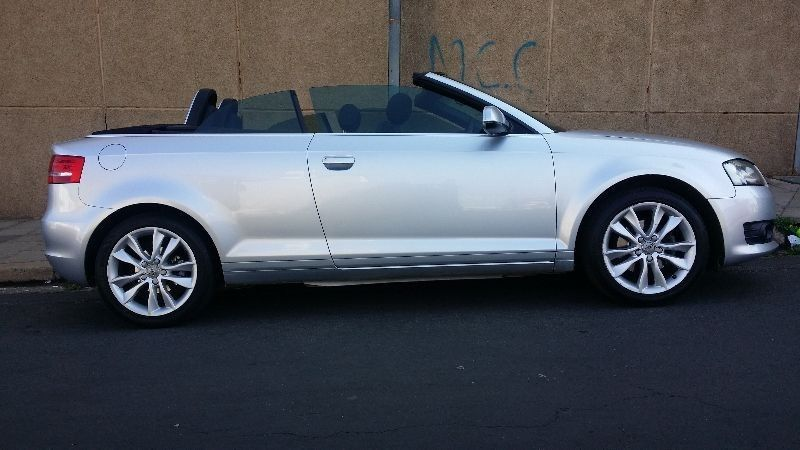used audi a3 audi a3 1 8 t convertible for sale in gauteng. Cars Review. Best American Auto & Cars Review
