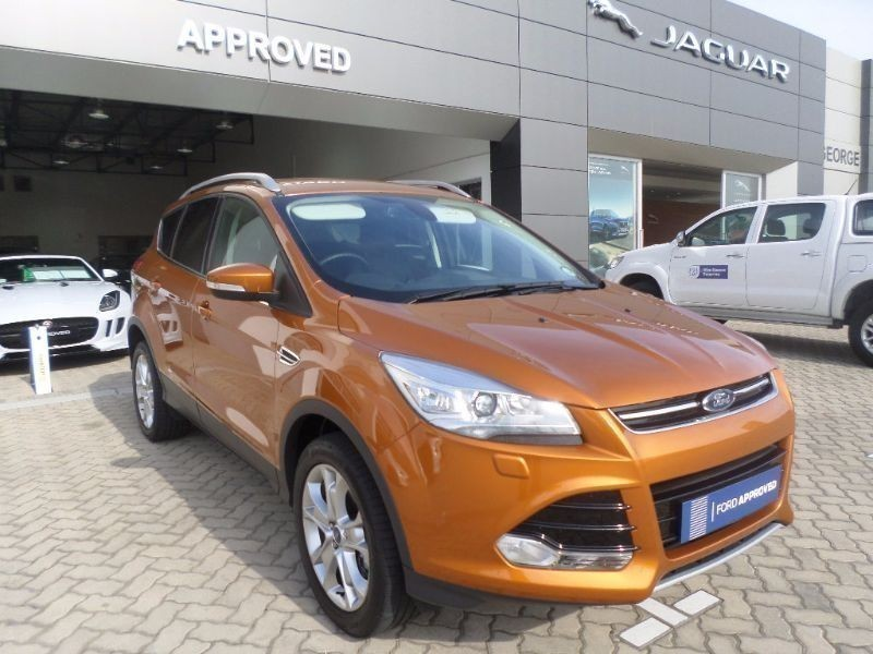 used ford kuga ford 2 0 ecoboost titanium awd powershift. Black Bedroom Furniture Sets. Home Design Ideas