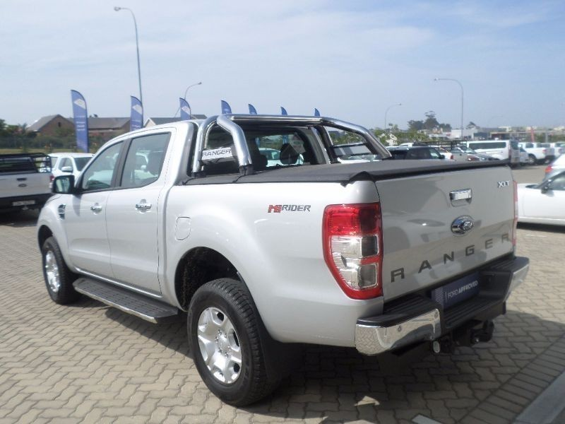 used ford ranger 2 2tdci xlt auto cab bakkie for sale in western cape cars co za id