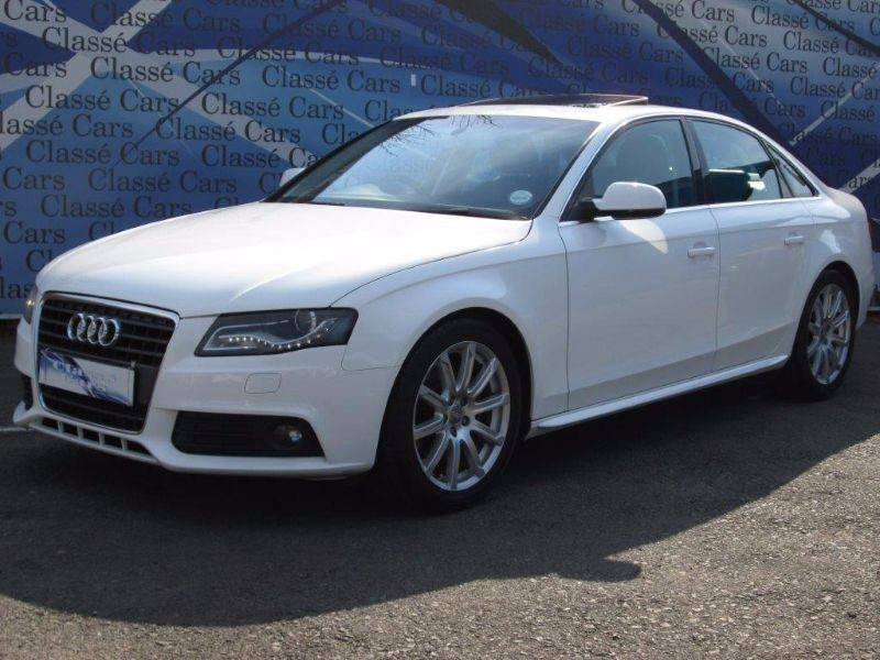 used audi a4 2 0 tfsi ambiente 155kw for sale in gauteng. Black Bedroom Furniture Sets. Home Design Ideas