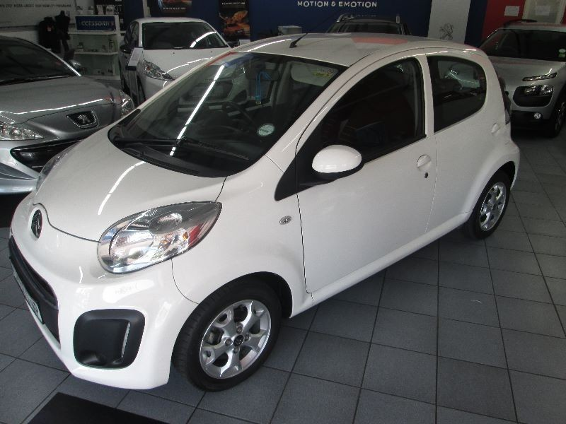 used citroen c1 egs seduction auto for sale in western cape. Black Bedroom Furniture Sets. Home Design Ideas