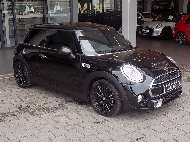 used mini cooper s auto limited edition for sale in. Black Bedroom Furniture Sets. Home Design Ideas