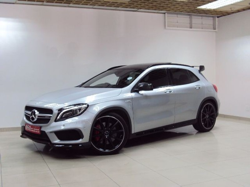used mercedes benz gla class 45 amg edition 1 4matic paddleshift for sale in gauteng. Black Bedroom Furniture Sets. Home Design Ideas
