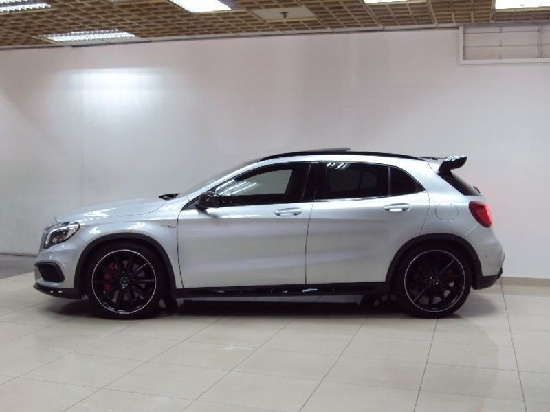 used mercedes benz gla class 45 amg edition 1 4matic. Black Bedroom Furniture Sets. Home Design Ideas