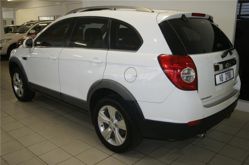 Used Chevrolet Captiva Sport Crossover Kelley Blue Book Autos Post
